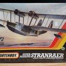 Matchbox Super Marine Stranraer Airplane Model Kit 1:72