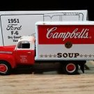 1951 Ford F-6 Dry Goods Van Campbell's Soup 1:34 Scale Diecast First Gear