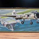 AMT Grumman A-6A Intruder Naval Strike Aircraft Model Kit 1:72