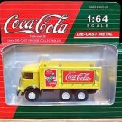 Mack Model CJ Coca-Cola Delivery Truck 1:64 Vintage Vehicles Hartoy