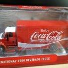 International 4200 Beverage Truck Coca-Cola Johnny Lightning
