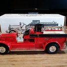 1926 Seagrave Fire Truck Bank Miller High Life Beer 1:30 Diecast Ertl