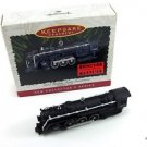 Hallmark Keepsake Ornament 700E Hudson Steam Locomotive