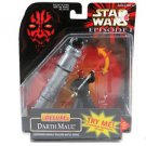 Star Wars Episode 1 Deluxe Darth Maul figure and Lightsaber