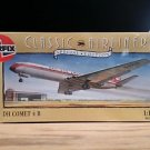 Airfix DH Comet 4B Dan Air London Airplane Model Kit 1:144