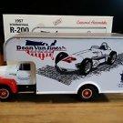 1957 International R-200 Moving Van Dean Van Lines 1:34 First Gear Eastwood