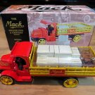 Mack Model AC Stake Truck with Cargo First Gear Diecast
