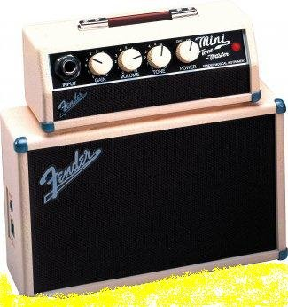 Fender Mini Tone-Master Guitar Amplifier