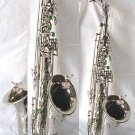 Silver Alto Saxaphone