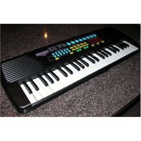 Elegance 49 Keys Musical Electronic Keyboard