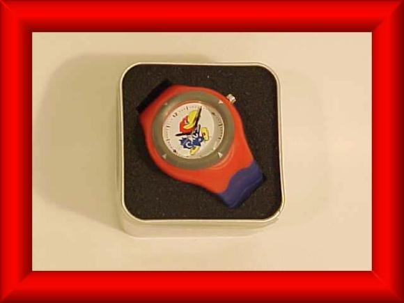 Brand New Kansas Jayhawk Watch