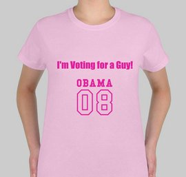 Obamagirl Pink Medium