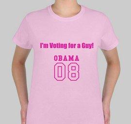 Obamagirl Pink Large