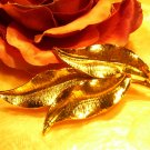 Gold Leaf Pin-25281