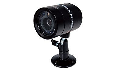 "1/3"" Sony Color CCD IR Bullet Camera with Bracket"