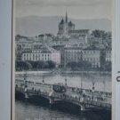 C18 Vintage Postcard Geneve Zurich Switzerland 1938