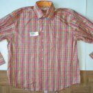 J704 New Men's shirt DEBE Size XXXL 19-19 1/2 Made in Italy