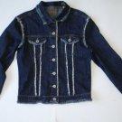 K146 Women's jean jacket BUFFALO Size M