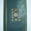 b126 THE NEWCOMES by W.M. Thackeray Vol.2 1869 Edited by Artur Pendennis, Esq