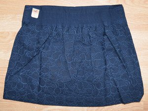 N068 New Women's skirt HOLLISTER Size L MSRP $49.50
