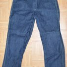 N614 NWOT Men's jeans DICKIES Size 38x32 Carpenter Loose fit