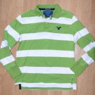 N048 Men's Polo shirt AMERICAN EAGLE Size M Classic fit