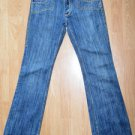 N428 Womens jeans ANTIK Size 9 31x33 Button fly Made in USA