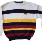 J990 Mens sweater IZOD Size M 100% cotton