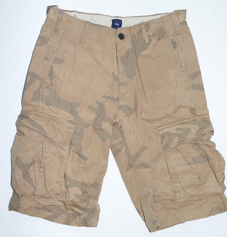 L669 Men's shorts GAP Size 28 Cagro Khaki