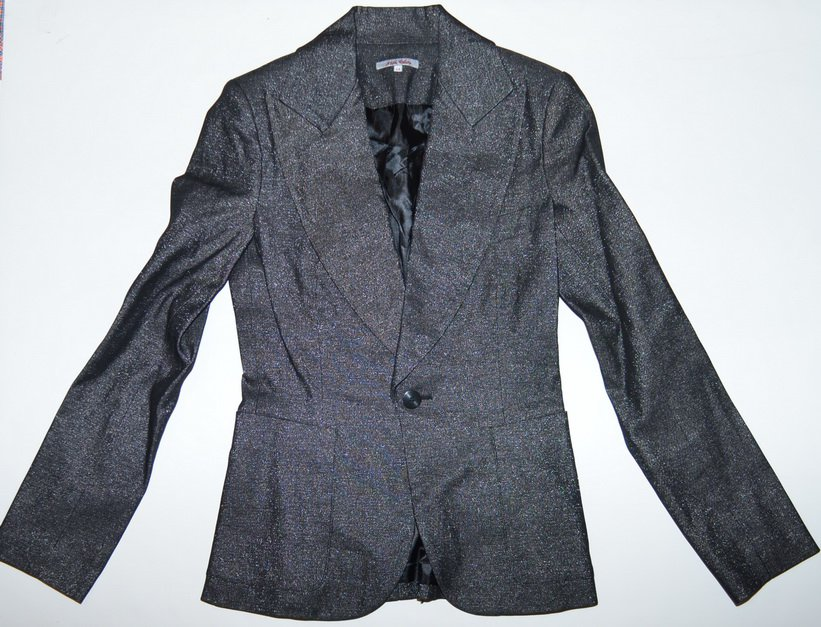 M506 NWOT Womens blazer ALVIN VALLEY Size 34 Made in USA