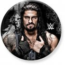 """1.25"""" Pinback Button Badge WWE - Roman Reigns 1 1/4"""" Rd. Button 'Buy 2 Get 1 Free'"""