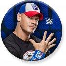 "1.25"" Pinback Button Badge WWE - WWE - John Cena 1 1/4"" Rd. Button 'Buy 2 Get 1 Free'"