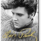 "Elvis Presley in Sweater 2.5"" x 3.5"" Fridge Flat Magnet"