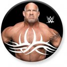 "1.25"" Pinback Button Badge WWE - Goldberg 1 1/4"" Rd. Button 'Buy 2 Get 1 Free'"