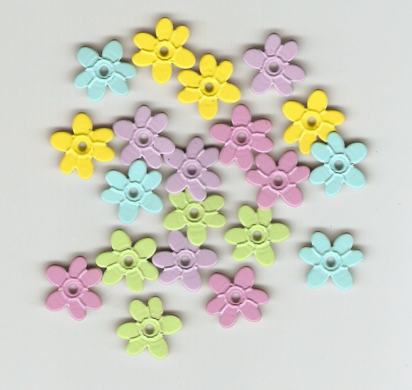 Pastel Flower Quicklets #623