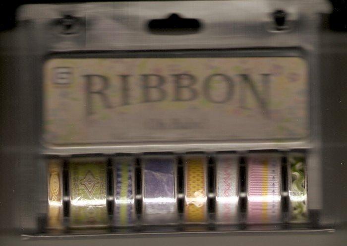 Basic Grey Rolls of Ribbon Oh Baby #408