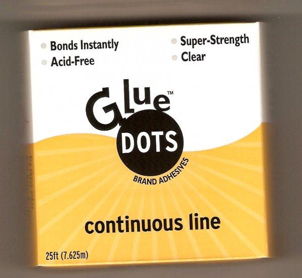 Glue Dots Continuous Line #572