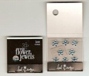 Heidi Swapp Flower Jewels Icee #523