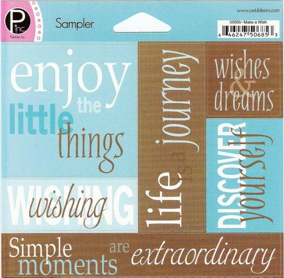 P Inc Sampler Make A Wish #303