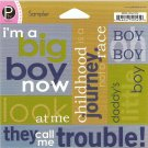 P Inc Sampler Boys Only #110