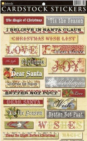 Daisy d's The Magic of Christmas