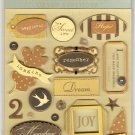 K & Company Brenda Walton Grand Adhesions Maison Words #920