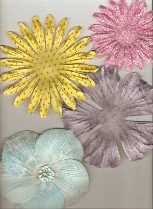 Prima Big Box Blooms Petal Poetry 2 #514