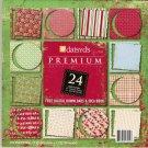 Daisy d's Paisley Sugarplum  8x8 Paper Pad #720