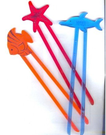 Fine Motor OT Toy Tool Sea Creature Training Chopsticks