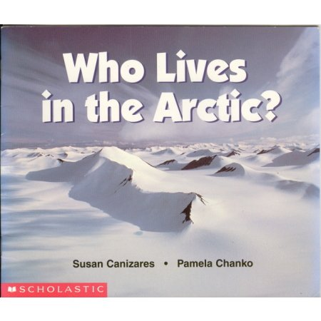 Who Lives in the Arctic Pre-school Science Reading