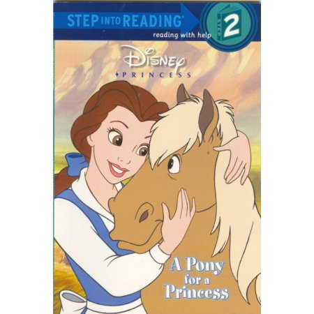 A Pony for Princess, Disney Princess Reader Pre-K-1  Book