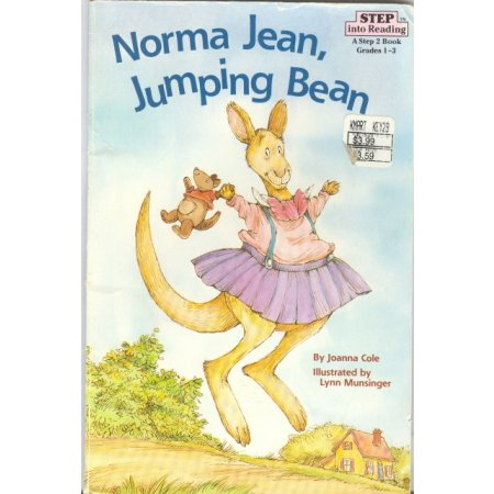 Norma Jean Jumping Bean, Reader Grades 1-3 Animals