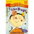 I Like Bugs, Wise Brown, Early Reader Golden Books Children Bug