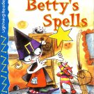 Batty Betty's Spells, Hilary Robinson, Beginner Reader Reading Text, Grade pre-K-K